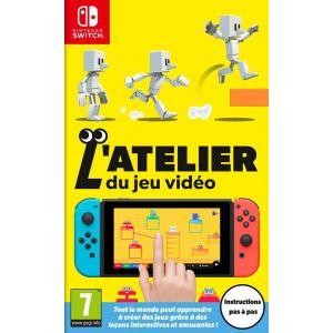 L Atelier Du Jeu Video Switch