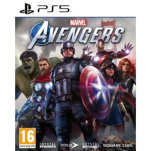 Marvel S Avengers Standard Ps5
