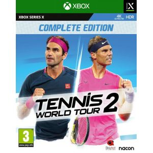 Tennis World Tour 2 Complete Edition Series X