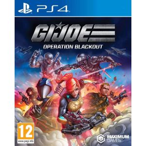 Gi Joe Operation Blackout Ps4