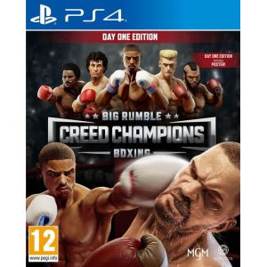 Big Rumble Boxing Creed Champions Day One Edition Ps4