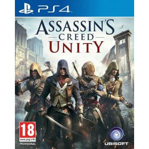 Assassin S Creed Unity Ps4