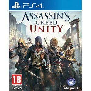Assassin S Creed Unity Ps4