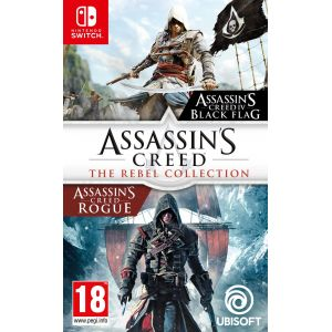 Assassin S Creed The Rebel Collection Switch