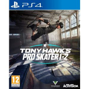 Tony Hawk S Pro Skater 1 + 2 Ps4