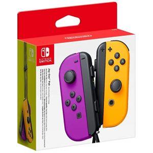Nintendo Switch Joy Con Pair Violet/orange
