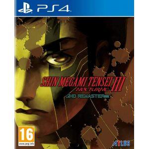 Shin Megami Tensei 3 Nocturne Hd Remaster Ps4