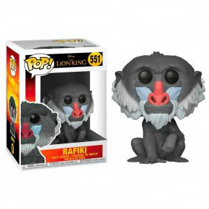 Pop Disney The Lion King Rafiki 551
