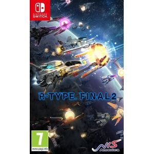 R Type Final 2 Inaugural Flight Edition Switch