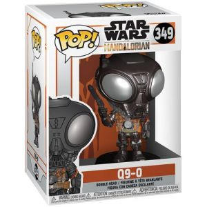 Pop Star Wars Mandalorian Q9 Zero 349