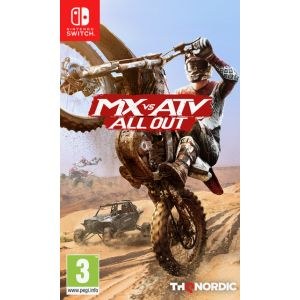 Mx Vs Atv All Out Switch