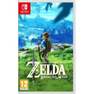 The Legend Of Zelda : Breath Of The Wild Switch