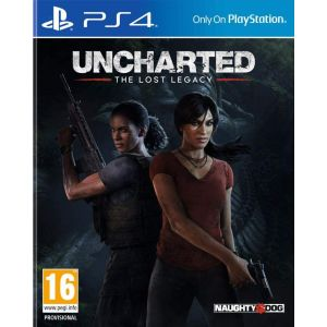 Uncharted The Lost Legacy Ps4