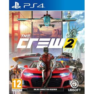 The Crew 2 Edition Deluxe Ps4