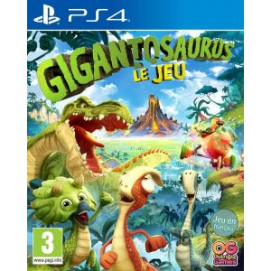 Gigantosaurus The Game Ps4