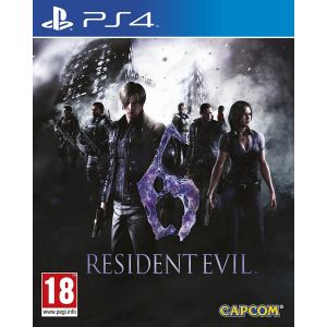 Resident Evil 6 Remastered Ps4