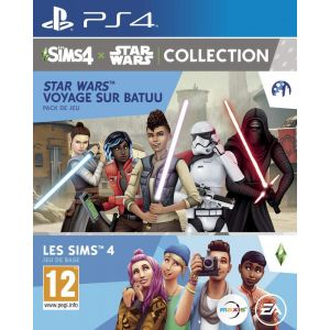 The Sims 4 Star Wars Journey To Batuu Ps4