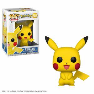 Pop Pokemon Pikachu Bobble Head 353