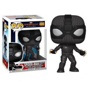 Pop Marvel - Spider-man Stealth Suit