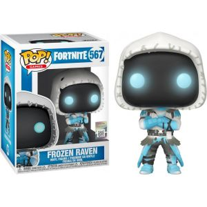 Pop Fortnite Frozen Raven 567