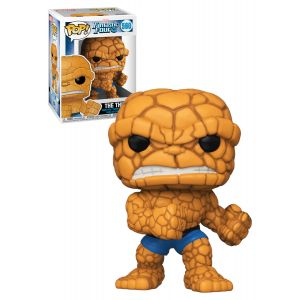 Pop Marvel Fantastic Four The Thing 560