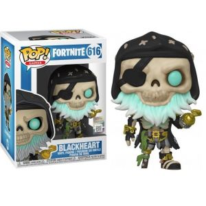 Pop Fortnite Blackheart