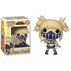 My Hero Academia Pop S6 Himiko Toga With Face Cover 787