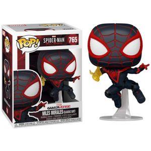 Pop Marvel Miles Morales Classic Suit 765