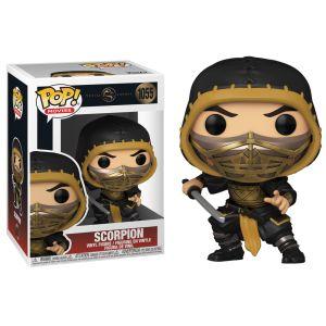 Mortal Kombat Movie Pop Scorpion 1055