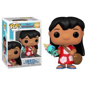 Disney Pop Lilo & Stitch W/scrump 1043