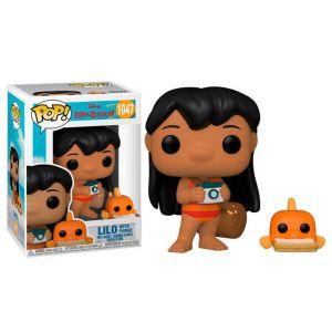Disney Pop Lolo & Stitch Lilo W/pudge 1047