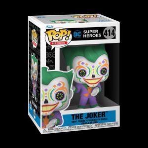 Pop Dc Heroes Dia De Los Joker 414