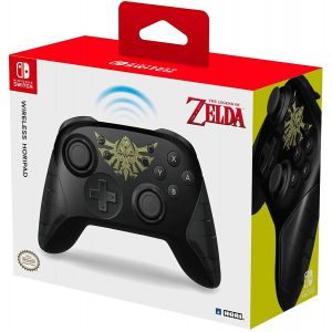 Manette Sans Fil Horipad Zelda Switch