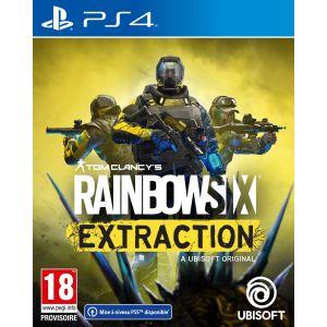 Rainbow Six Extraction Ps4