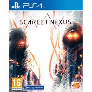 Scarlet Nexus Ps4