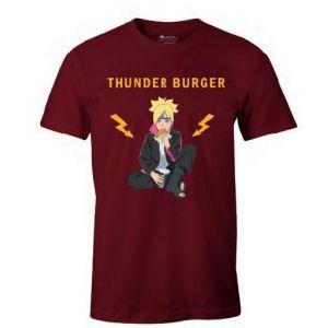 T-shirt Boruto Thunder Burger Taille L