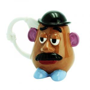 Mug 3d Toy Story Mr. Patate 220ml