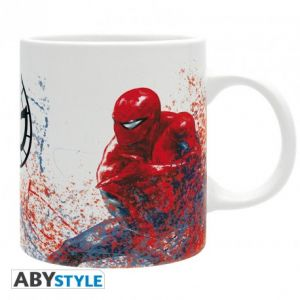Marvel Mug 320ml Venom Vs Spiderman