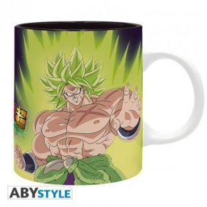 Dragon Ball Broly Mug 320ml - Broly Goku Vegeta