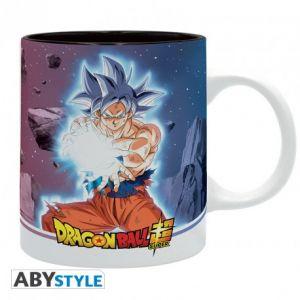 Dragon Ball Super Mug 320ml Goku Ui Vs Jiren
