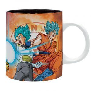 Dragon Ball Super Mug 320ml Saiyans Vs Freezer