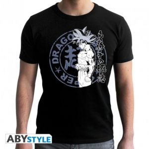 Dragon Ball Super T Shirt Goku Ui Homme Mc Black New Fit S