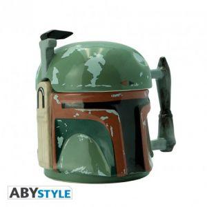 Star Wars Mug 3d Boba Fett