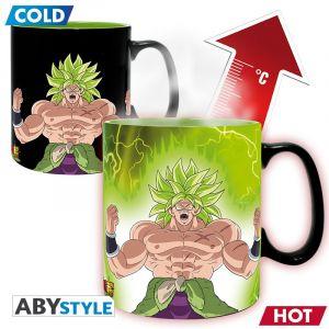 Mug Thermoreactif Dragon Ball Gogeta & Broly 460ml