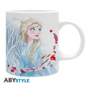 Disney Mug 320ml Reine Des Neiges Elsa
