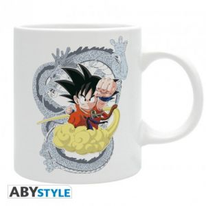 Dragon Ball Mug 320ml Dbz / Goku & Shenron