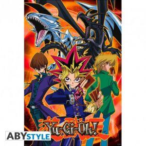 Yu Gi Oh Poster Roi Des Duellistes 91.5x61