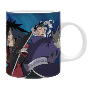 Naruto Shippuden Mug 320ml Naruto Vs Madara