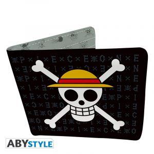 One Piece - Portefeuille Skull Luffy Vinyle