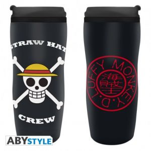 One Piece Mug De Voyage Luffy